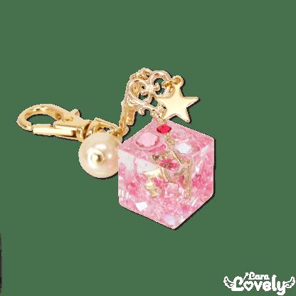プリンセス☆キューブチャーム ピンク