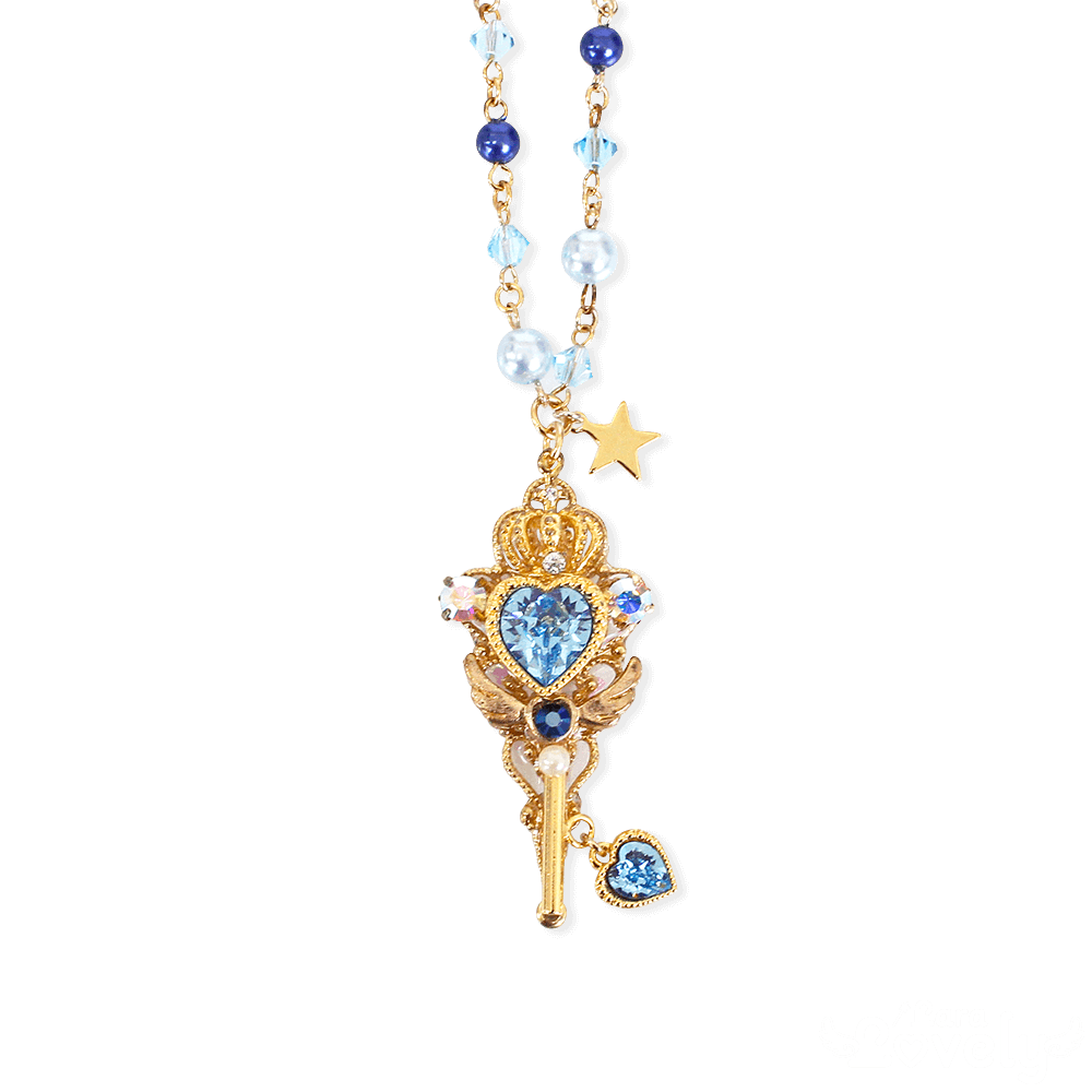 Princess Tiara key(blue)
