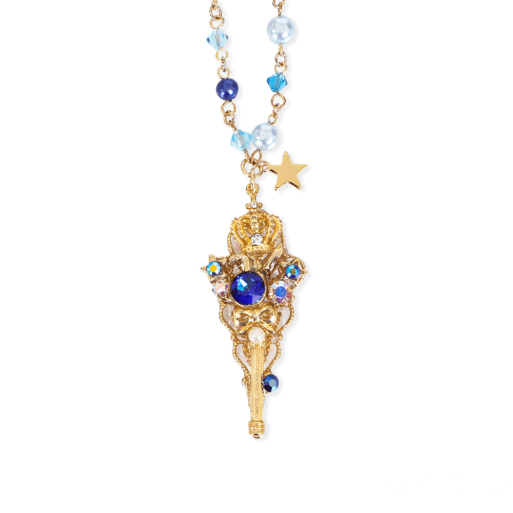 Magical rabbit key(blue)