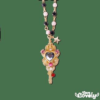 Princess Tiara key(black)