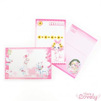 夢の招待状3枚セット(両面印刷ポストカード)