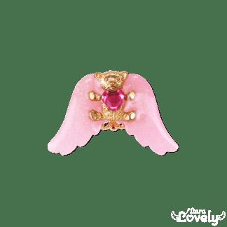 くまちゃんの天使リング