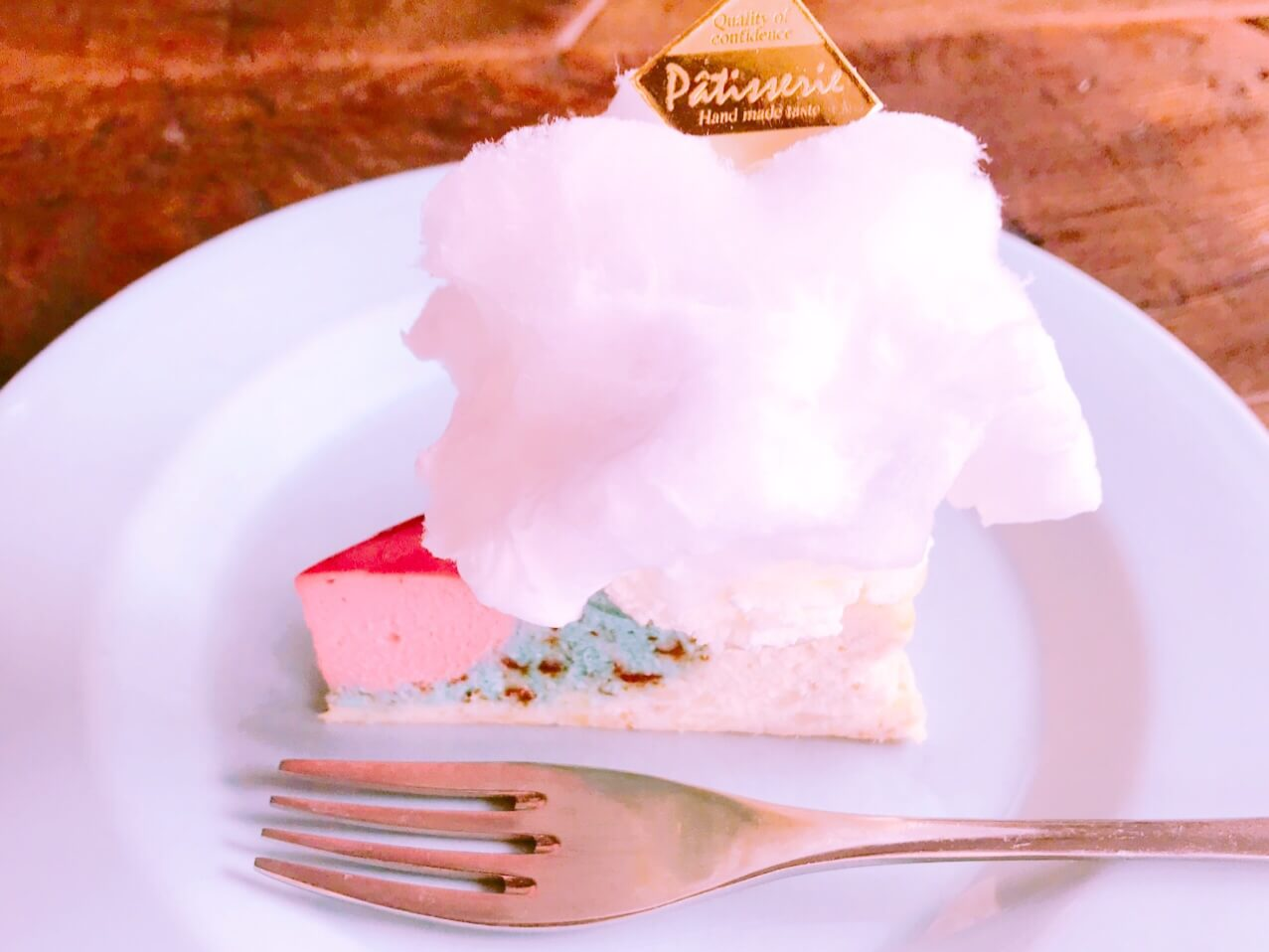 AWORKS チーズケーキ