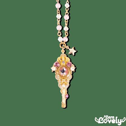 Magical Tiara key(pink)