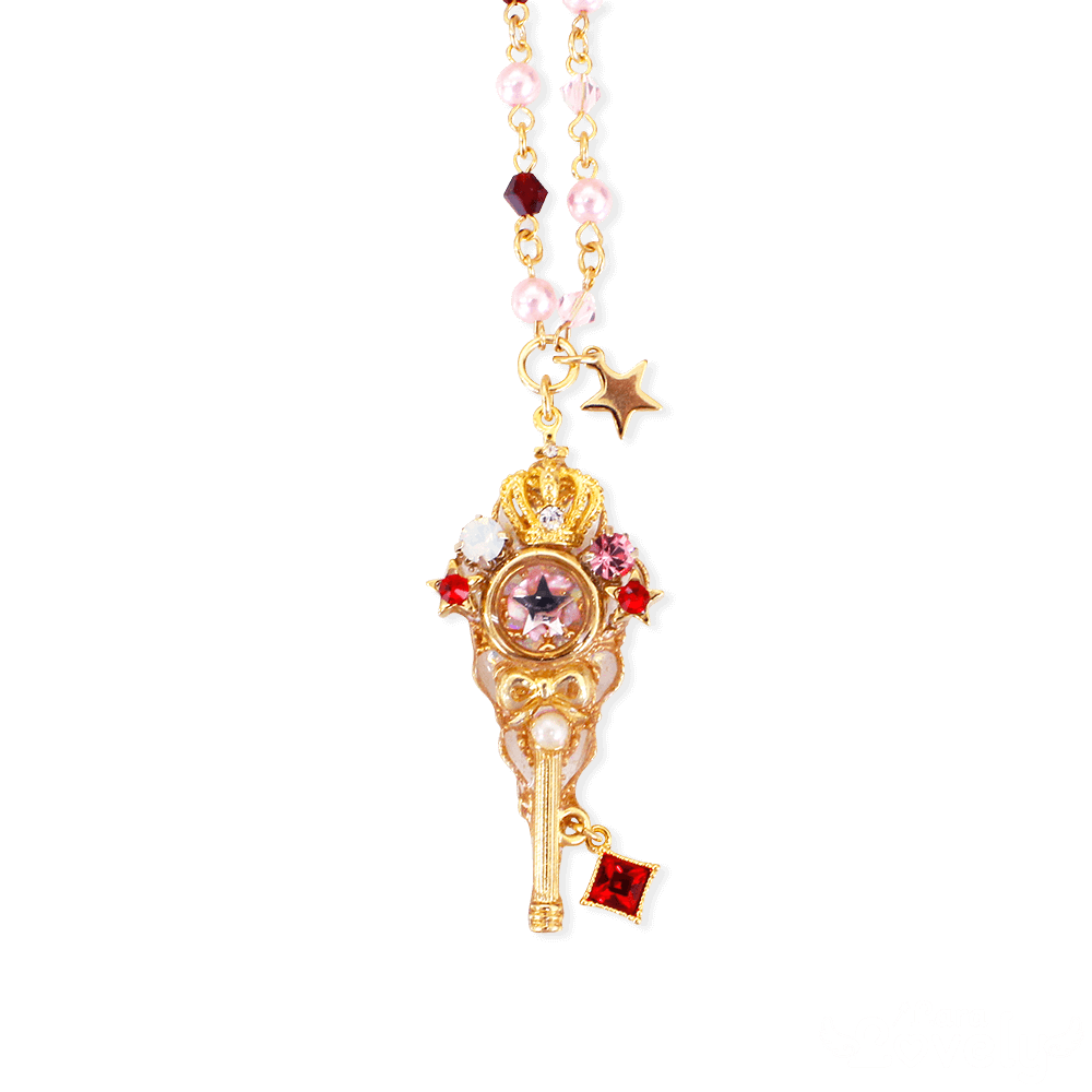 Magical Tiara key(red)