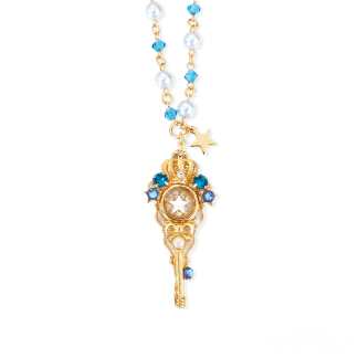 Magical Tiara key(blue)