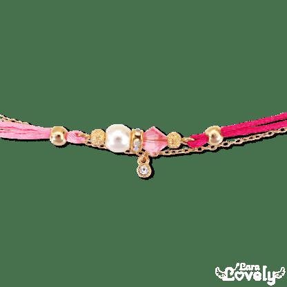lovely bracelet(pink)