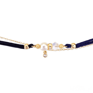 lovely bracelet(Navy)
