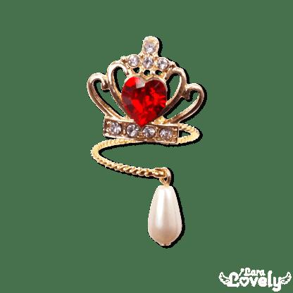 王冠スワロリング(ライトシャム)