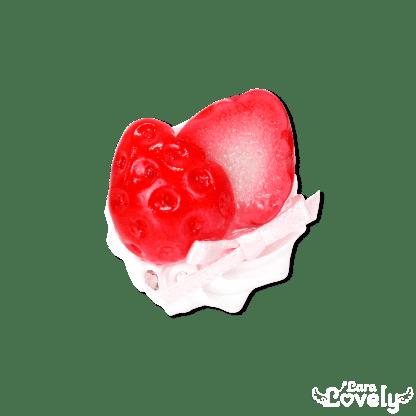 いちごクリームリング(ピンク)