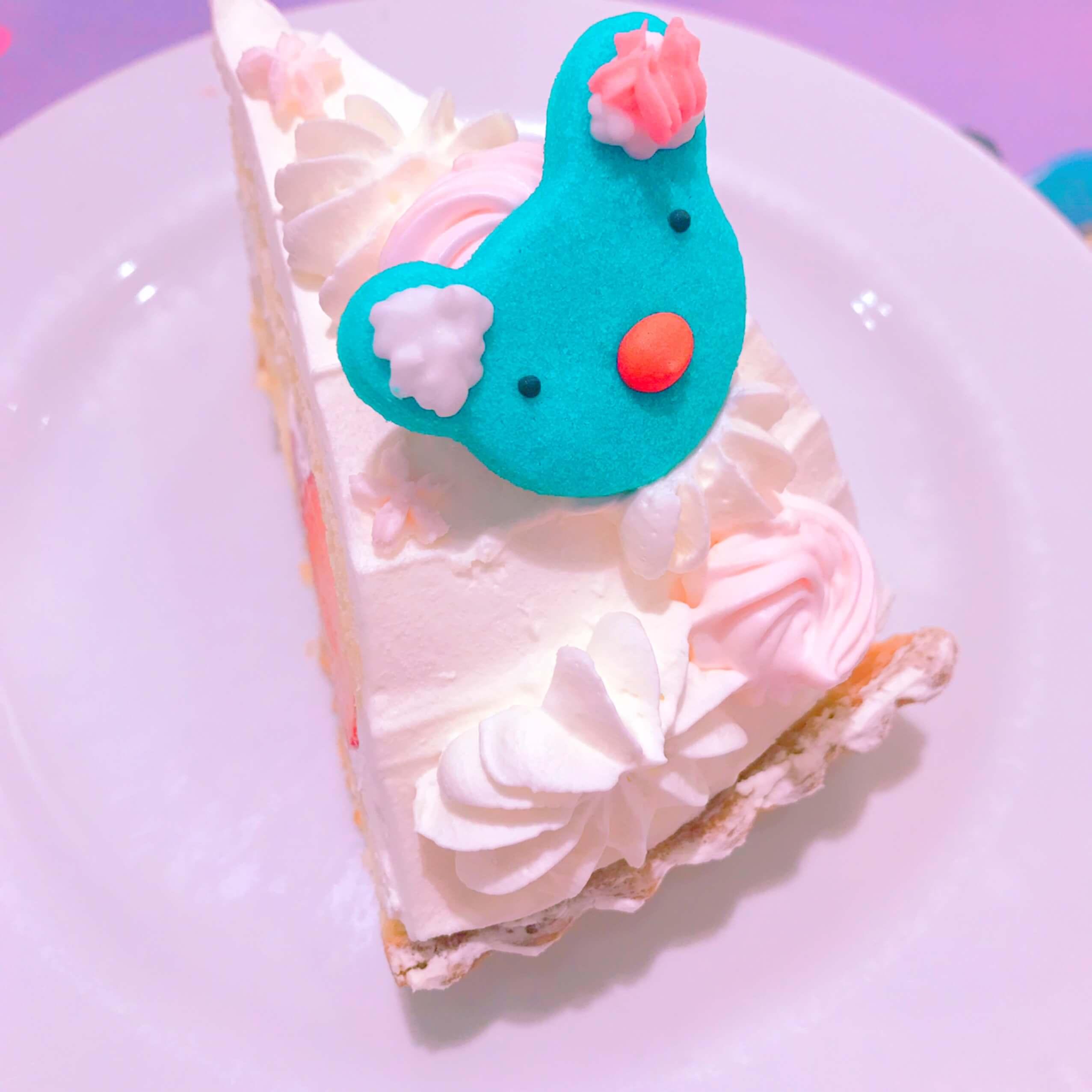 ペネロペカフェのさくらケーキがゆめかわいい!