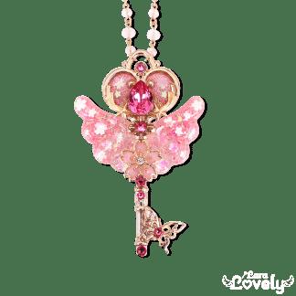 桜吹雪の鍵