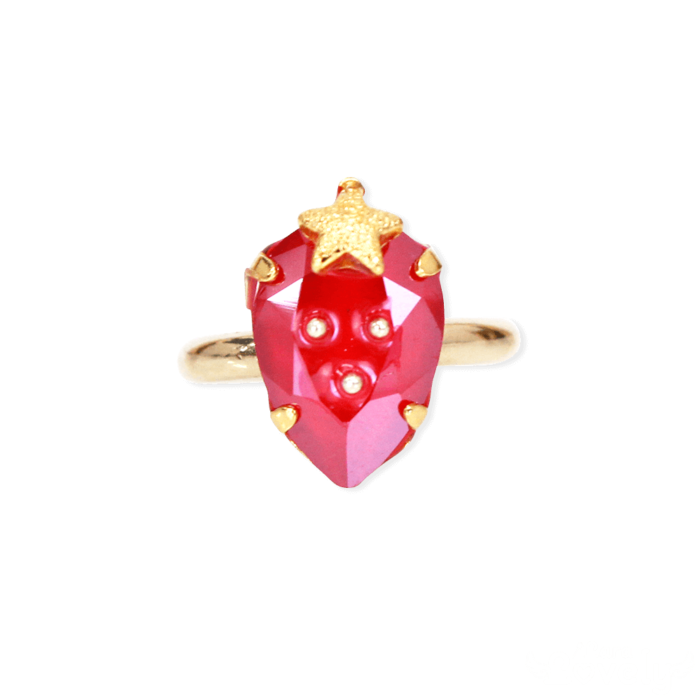 いちごの宝石リング/フレッシュベリー