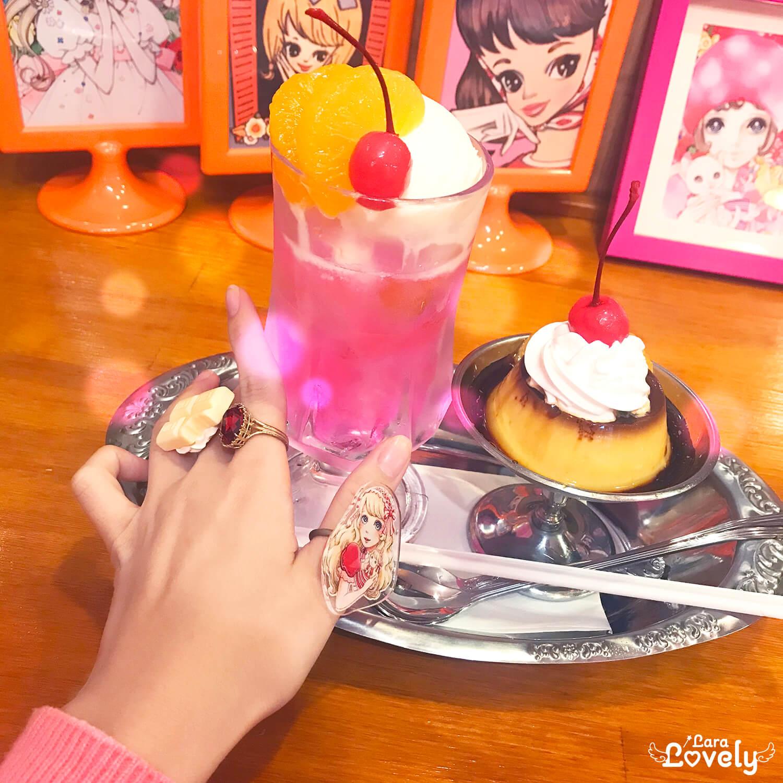 レトロゆめかわいいカフェ♡柴又 セピア をレポート♪
