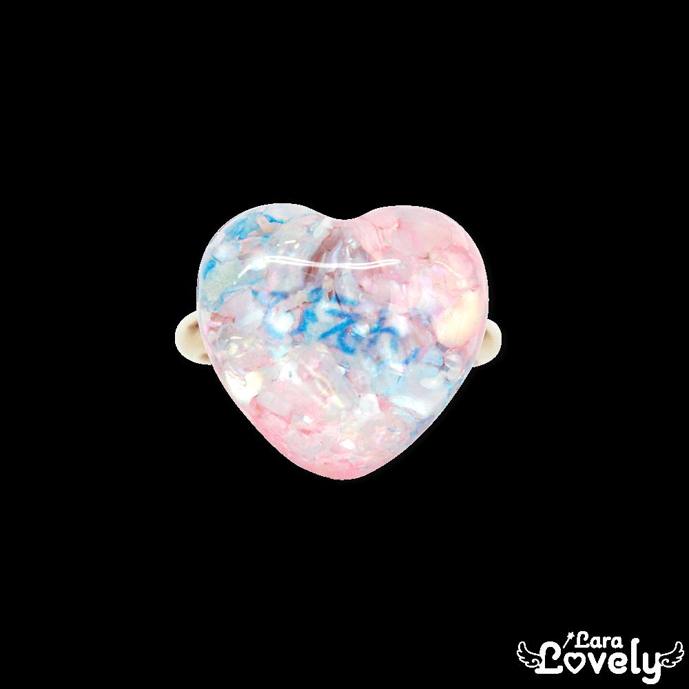 ぴえんリング/涙の結晶