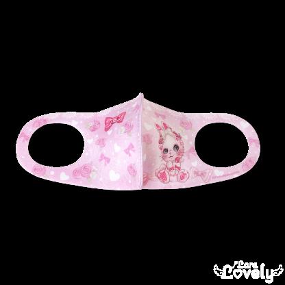 うさぎのホイップちゃんのお姫様ロマンティックマスク