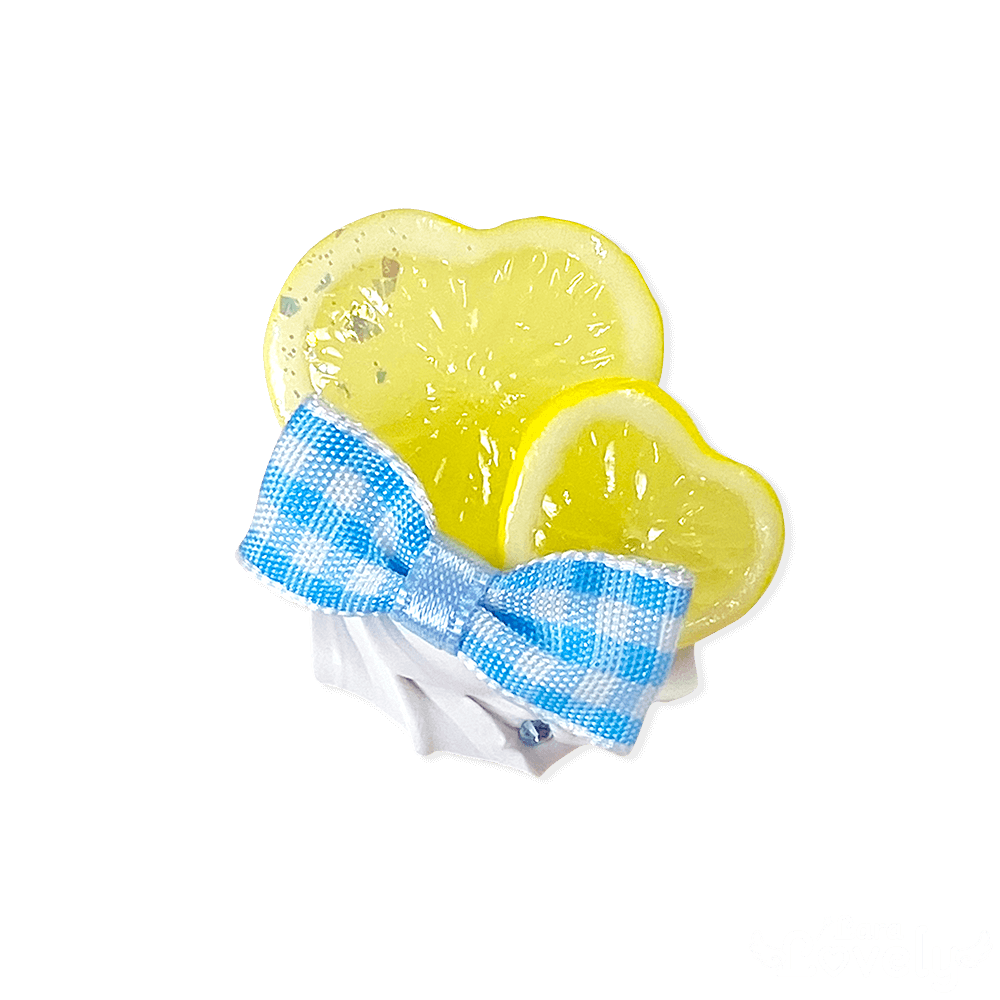 レモンリング(水色)