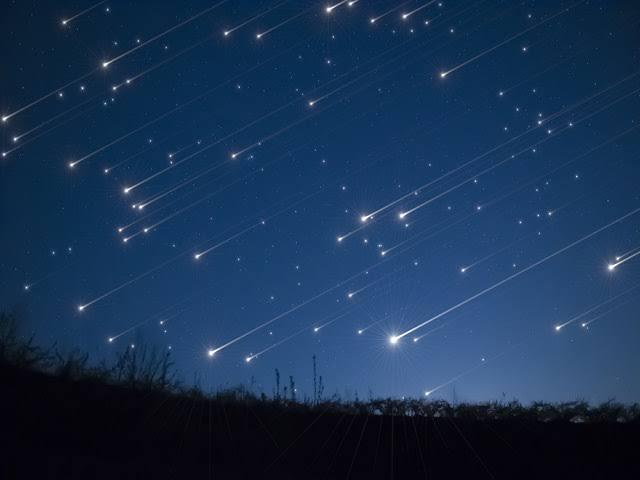 流れ星☆ミ