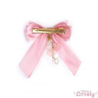 らぶCherryヘアピン(ピンク)