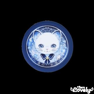 【2021SS】星好き猫くんの勇気と希望入れ(缶小物入れ)