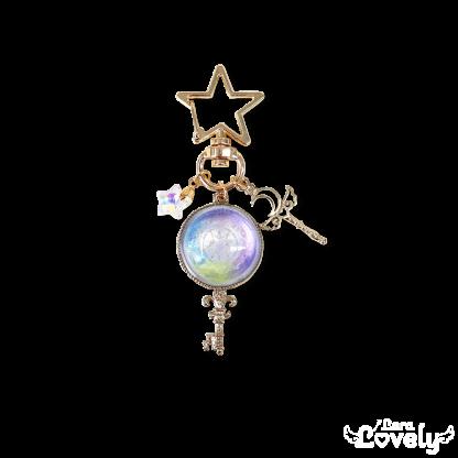 ましゅうさ×魔法の鍵ネックレス