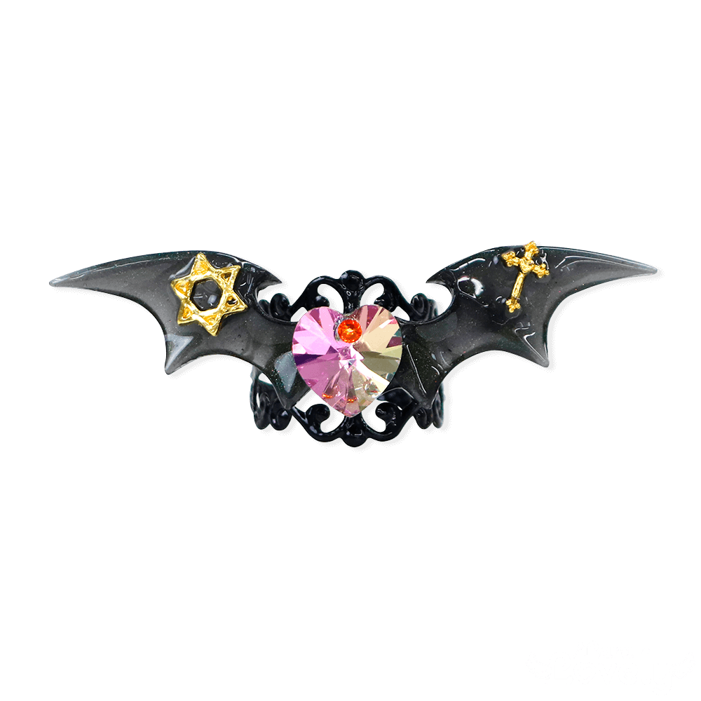 【2021-2022AW】Halloween Gothic Devil ring/mystic